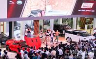Triển lãm Ô tô Quốc tế Việt Nam 2016 sẽ diễn ra tại TP.HCM