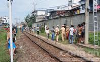 Cố băng qua đường ray, 1 phụ nữ bị xe lửa cán chết