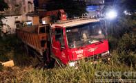 Xe tải mất lái tông nhiều người