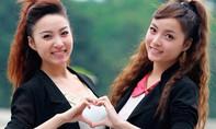 Ngắm cặp diễn viên sinh đôi xinh đẹp và tài năng của showbiz Việt