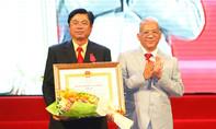 Vinasun Taxi đón nhận Huân chương Lao động hạng Ba