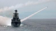 Nga triển khai tàu tên lửa Moskva ngoài khơi Syria