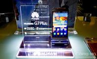 Huawei trình làng điện thoại chuyên chụp ảnh - G7 Plus