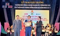 """Amway Việt Nam nằm trong top 100 doanh nghiệp đạt giải thưởng """"thương hiệu vàng năm 2015"""""""