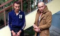 Hai tên trộm chó sa lưới công an ngay quán cầy tơ