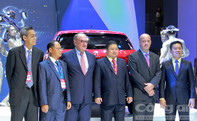 "Thaco ""thắng lớn"" tại Vietnam Motor Show 2015"