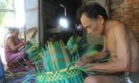 Những chiếc giỏ nhựa mang tên 'Cù lao phố' ở Biên Hòa