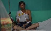 Vụ sập nhà 11 người thương vong: Gặp họa khi trú mưa