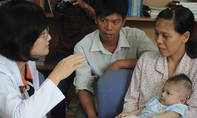 Bé trai bị đâm xuyên sọ có dấu hiệu bất thường về sức khỏe