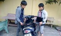 Bị công an bắt khi đem laptop ăn trộm ở Huế ra Đà Nẵng bán
