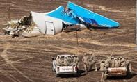 Hộp đen tiết lộ máy bay Nga rơi tại Sinai do bom nổ