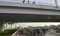 Nam thanh niên nhảy cầu tự tử trên quốc lộ 1A