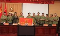 Cụm thi đua 1 - Bộ Công an giới thiệu Công an TPHCM được nhận cờ thi đua Chính phủ