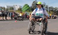 Hào hứng giải thể thao Người khuyết tật năm 2015