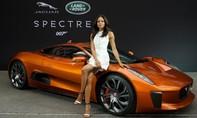 Sức nóng của những siêu xe 'góp mặt' trong bộ phim James Bond - Spectre
