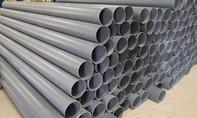 Phá đường dây sản xuất ống nhựa Bình Minh giả