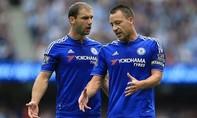 Chelsea chơi kém, Mourinho đổ lỗi cho hàng phòng ngự