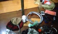 Một đêm bắt giữ 2 đối tượng mua bán, tàng trữ ma túy