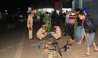 Xe công nông gây tai nạn liên hoàn, 3 người nhập viện