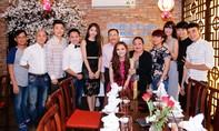NSND Ngọc Giàu đón sinh nhật tuổi 70 ấm áp bên những người thân