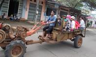 Xử lý xe công nông tự chế 'đại náo' các quốc lộ