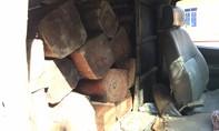 Đắk Lắk: Hàng chục lâm tặc tấn công kiểm lâm để cướp gỗ