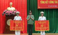 Đảng bộ Công an TP.HCM: Tổng kết công tác xây dựng Đảng năm 2015