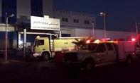 Cháy bệnh viện ở Saudi Arabia khiến nhiều người thương vong