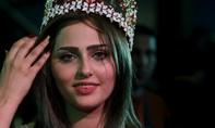 Hoa hậu Iraq thách thức IS sau vụ đe dọa bắt cóc