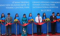 Bộ trưởng Nguyễn Thị Kim Tiến cắt băng khánh thành bệnh viện quốc tế 1.200 tỷ đồng tại TP.HCM