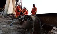 Trung Quốc: Nỗ lực cứu 17 thợ mỏ đang kẹt dưới hầm