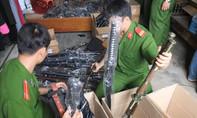 Kho vũ khí nóng trong cửa hàng bách hóa