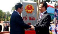 Việt Nam-Campuchia khánh thành cột mốc biên giới số 30