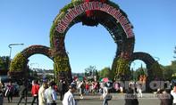 Hương sắc Đà Lạt 'nở rộ' mừng lễ khai mạc Festival hoa 2015