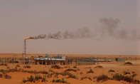 Ả Rập Saudi thất thu 90 tỷ Euro vì giá dầu hỏa xuống thấp