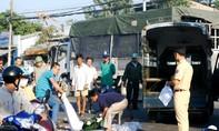 Tai nạn thương tâm, một nữ sinh bị xe tải tông tử vong tại chỗ