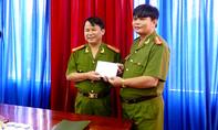 Thưởng nóng ban chuyên án triệt xóa thành công băng cướp ở mỏ vàng Bồng Miêu