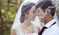 Bộ ảnh cưới đẹp lung linh của vợ chồng Ưng Hoàng Phúc