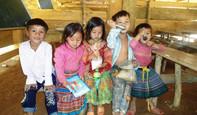 Gần 20.000 học sinh Thanh Hóa được hỗ trợ gạo ăn