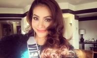 Phạm Hương gây sốt thể hiện 'Hello Vietnam' tại Miss Universe