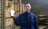 Viên gạch làm từ bụi ô nhiễm tại Bắc Kinh
