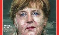 """Tạp chí Time bình chọn thủ tướng Đức là """"nhân vật của năm"""""""