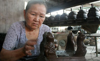 Làng lư đồng cuối cùng ở Sài Gòn