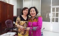 Nghệ sĩ Hồng Nga tặng 30 triệu đồng cho Quỹ từ thiện xã hội Báo CATP