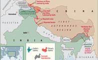 """Bhutan, Nepal thành """"chiến địa"""" mới trong đối đầu Ấn - Trung"""