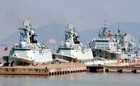 Hải quân Nga-Trung tập trận chung trên Địa Trung Hải