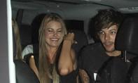 Louis - One Direction tay trong tay với nhiều cô gái