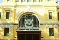 Bưu điện thành phố dịu dàng trong 'chiếc áo mới'