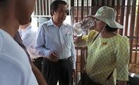 Giám sát chỉ tiêu về nước sạch cho dân