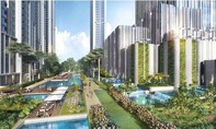 Ra mắt The Landmark – Vinhomes Central Park